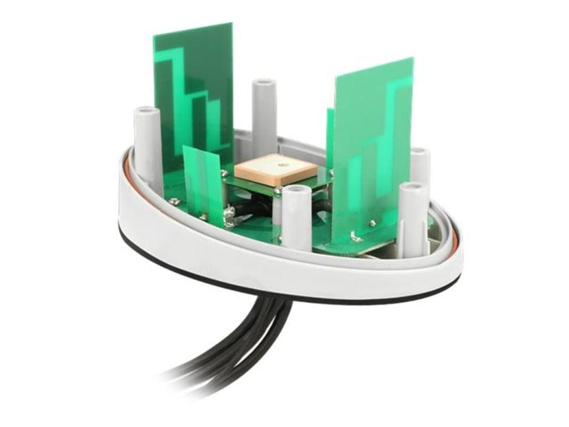 Delock Multiband Antenna GNSS LTE WiFi