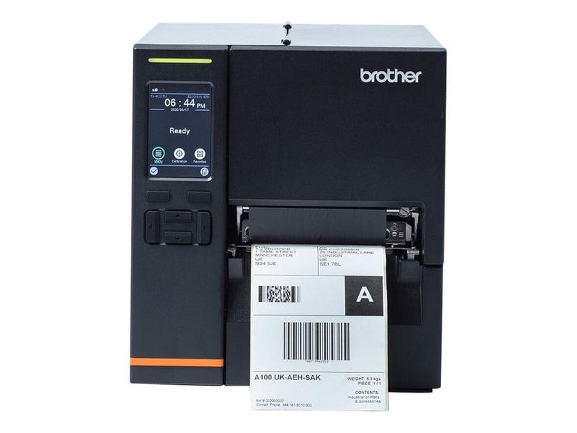 "Brother TJ-4021TN DT/TT 203dpi 4"" USB/Serial/LAN Touch LED"