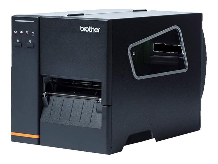 """Brother TJ-4120TN DT/TT 300dpi 4"""" USB/Serial/LAN"""