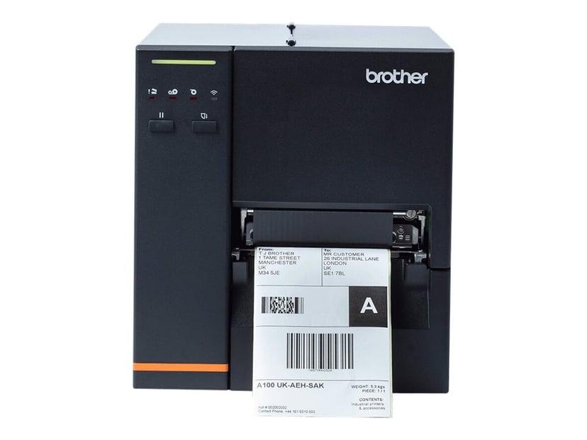 """Brother TJ-4020TN DT/TT 203dpi 4"""" USB/Serial/LAN"""