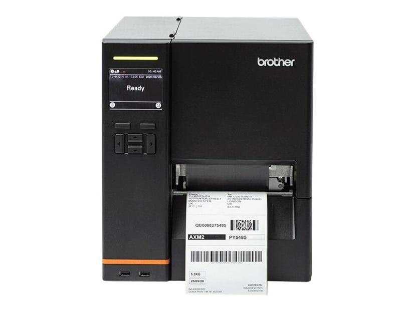 """Brother TJ-4420TN DT/TT 203dpi 4"""" USB/Serial/LAN Display"""