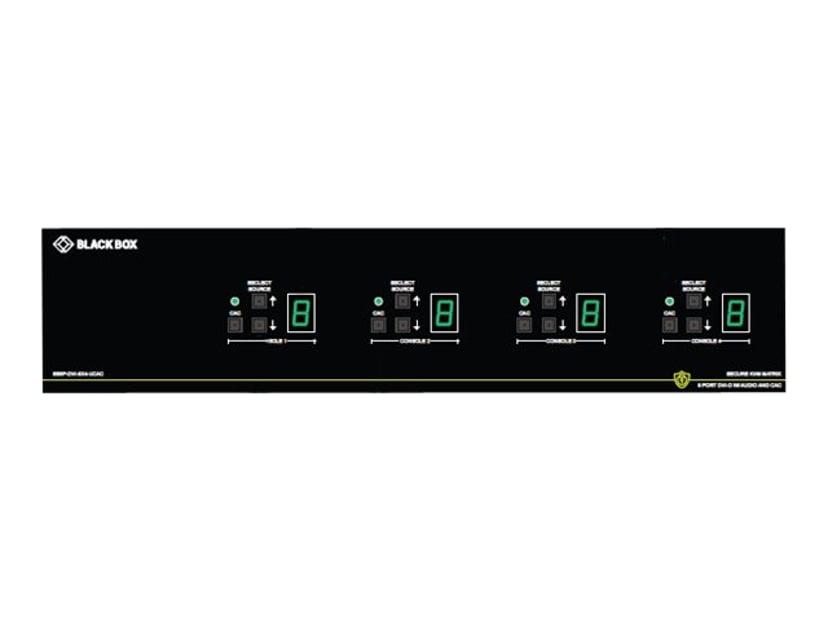 Black Box Niap 3.0 KVM Switch 8X4 Matrix DVI-I