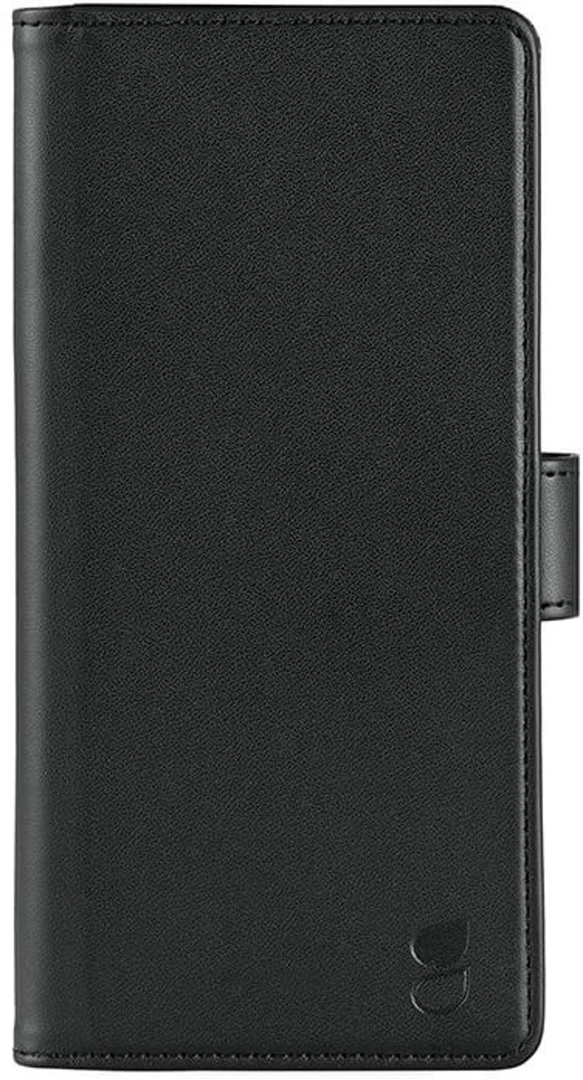 Gear Wallet Case Samsung Galaxy A12 Svart