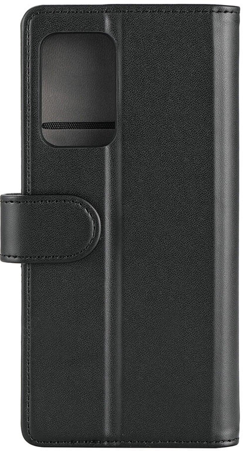 Gear Wallet Case Samsung Galaxy A12 Musta
