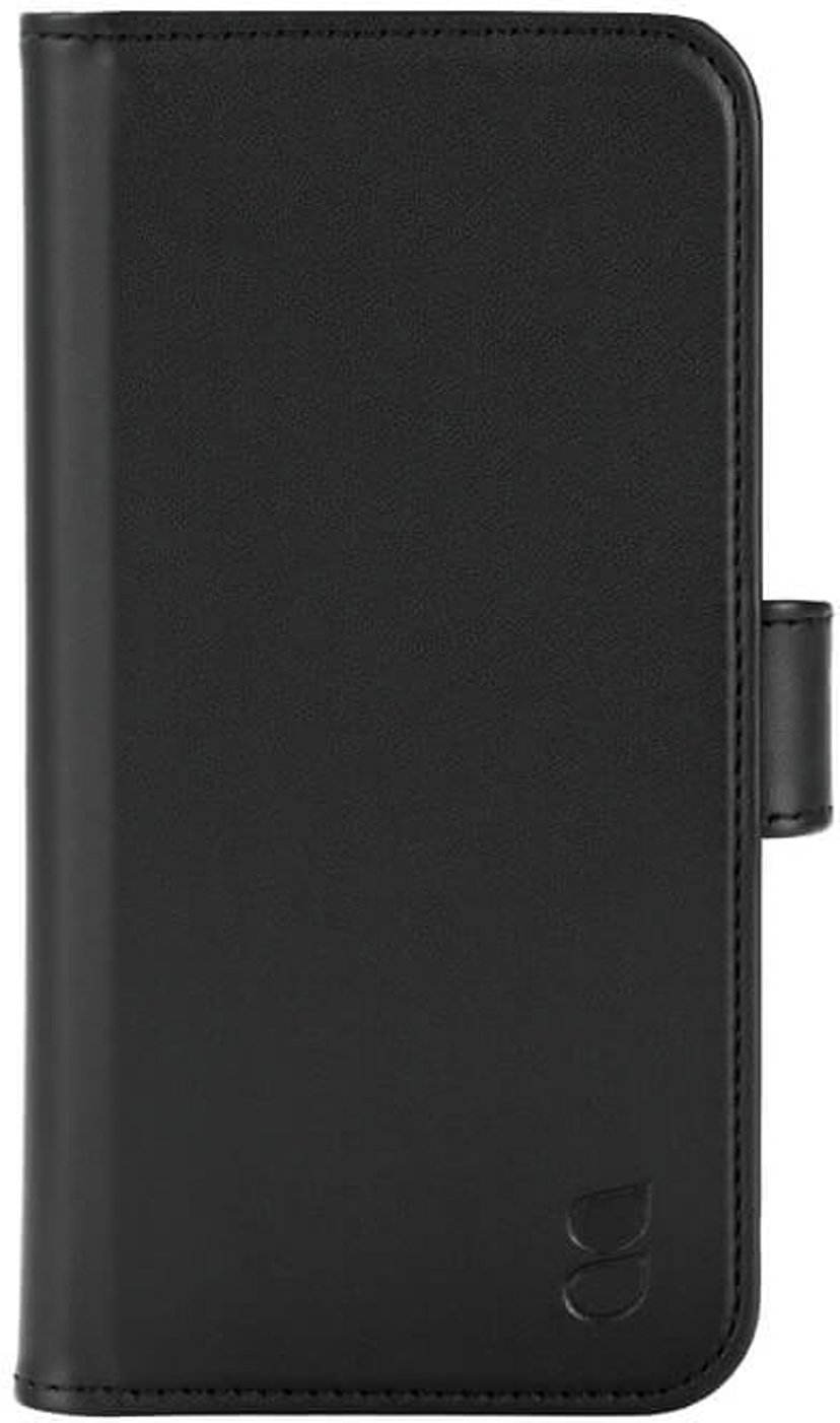 Gear Wallet Case iPhone 12, iPhone 12 Pro Svart