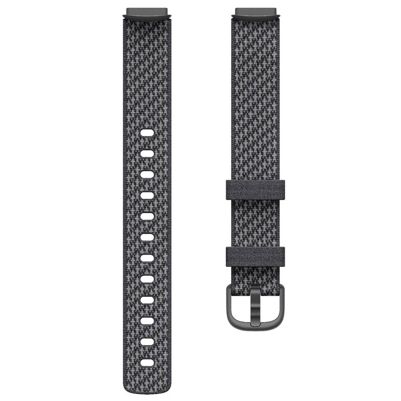 Fitbit Armband Woven Slate (L) - Luxe