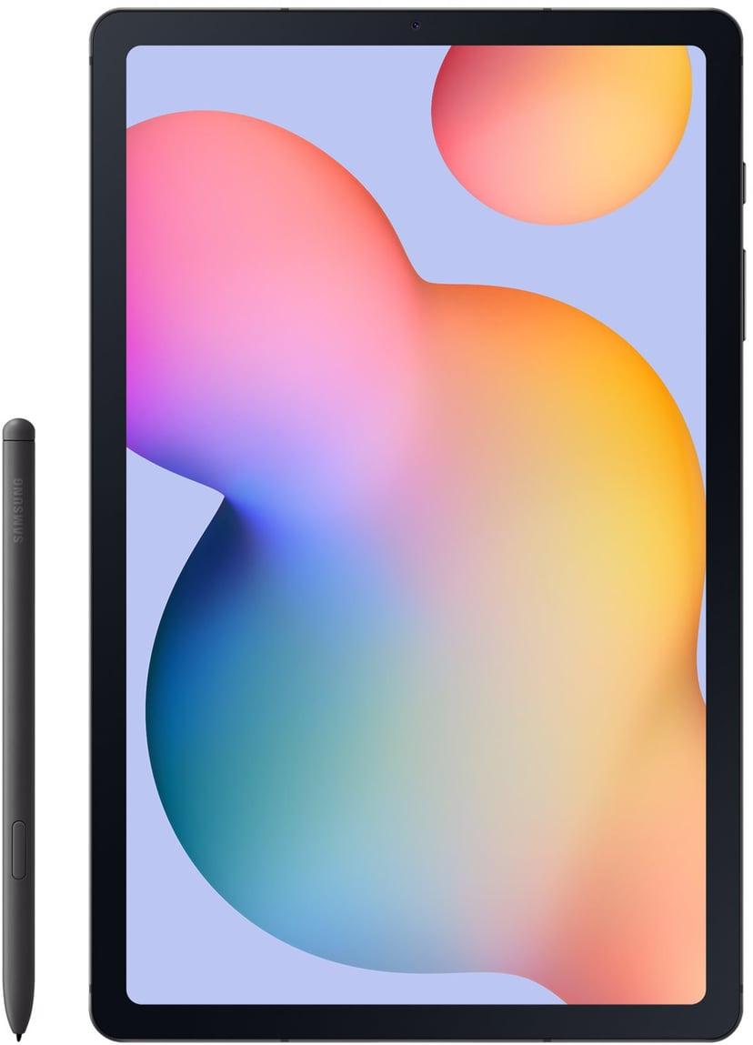 "Samsung Galaxy Tab S6 Lite 4G 10.4"" 64GB Oxford-grå"
