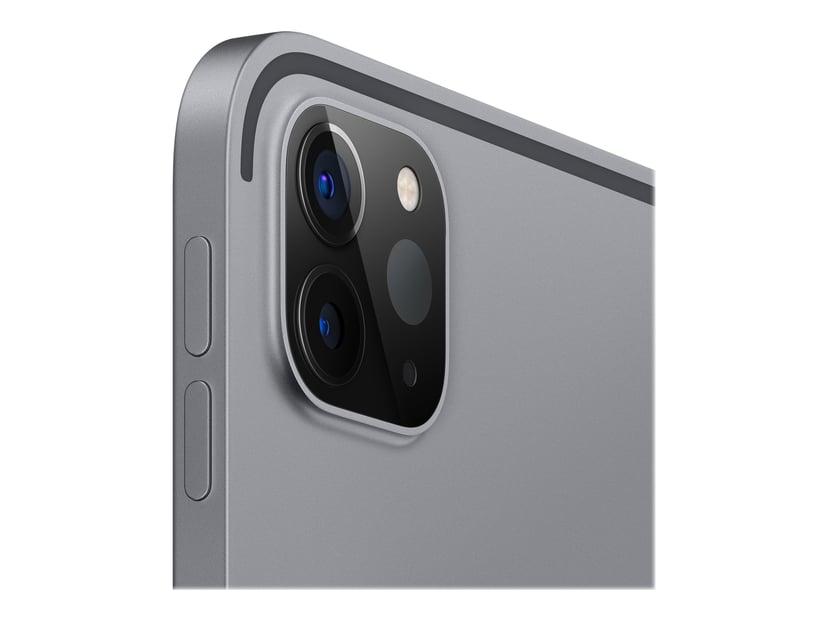 """Apple iPad Pro 12.9' Wi-Fi (2021) 12.9"""" M1 256GB Romgrå"""