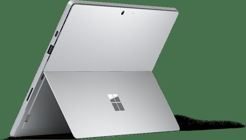 """Microsoft Surface Pro 7 för företag Platinum 12.3"""" Core i7 256GB 16GB Platina"""