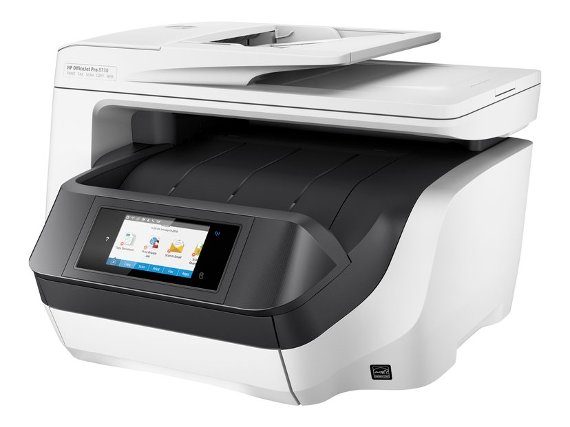 HP OFFICEJET PRO 8730 A4 AIO #demo