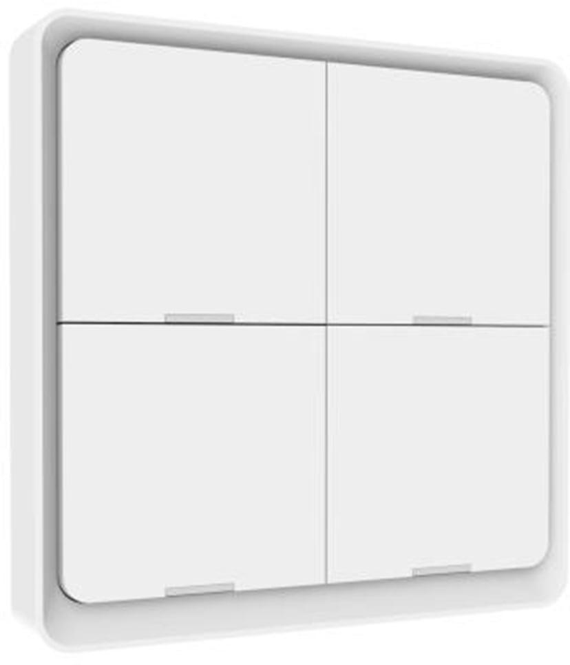 Prokord Smart Home 4-Button Scene Panel (Zigbee 3.0)
