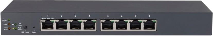 Plasma Cloud PS8-L 8-Port PoE Switch 55W