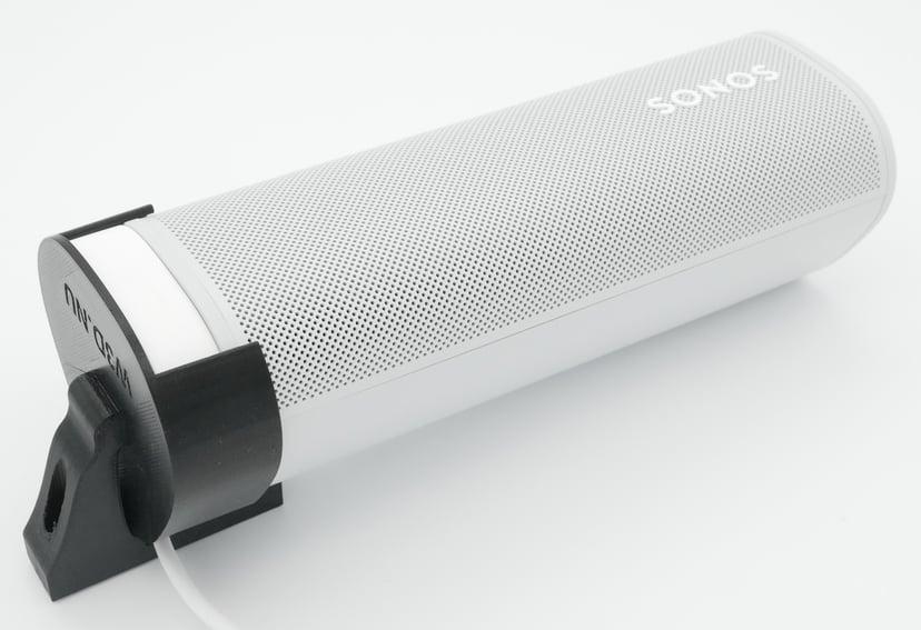 Winther 3D printat väggfäste för Sonos Roam