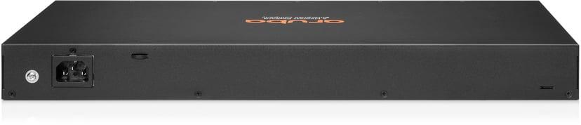 HPE Aruba 6100 24G Class4 PoE 4SFP+