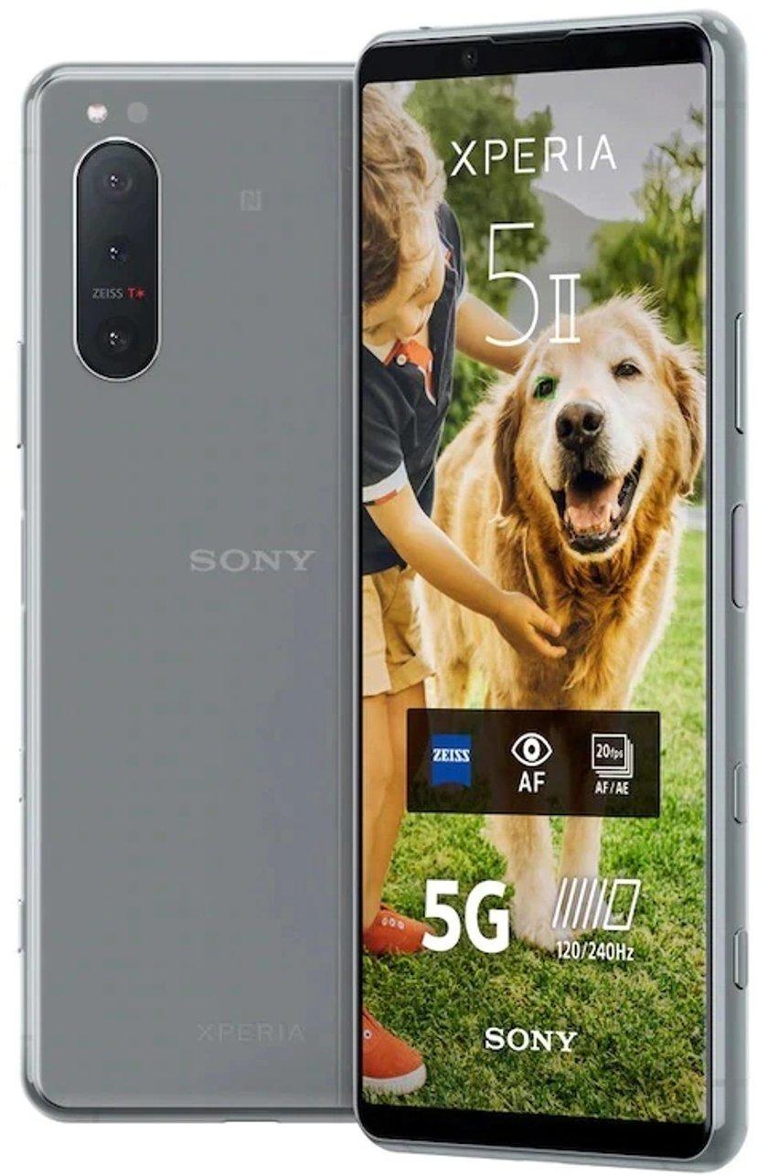 Sony XPERIA 5 II 128GB Dual-SIM Grå
