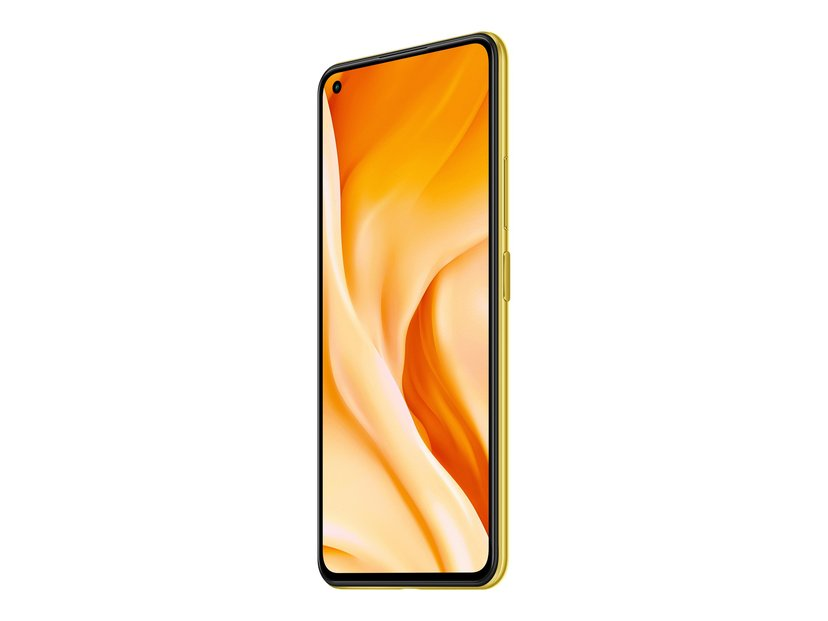 Xiaomi MI 11 Lite 5G 128GB Dual-SIM Citron gul