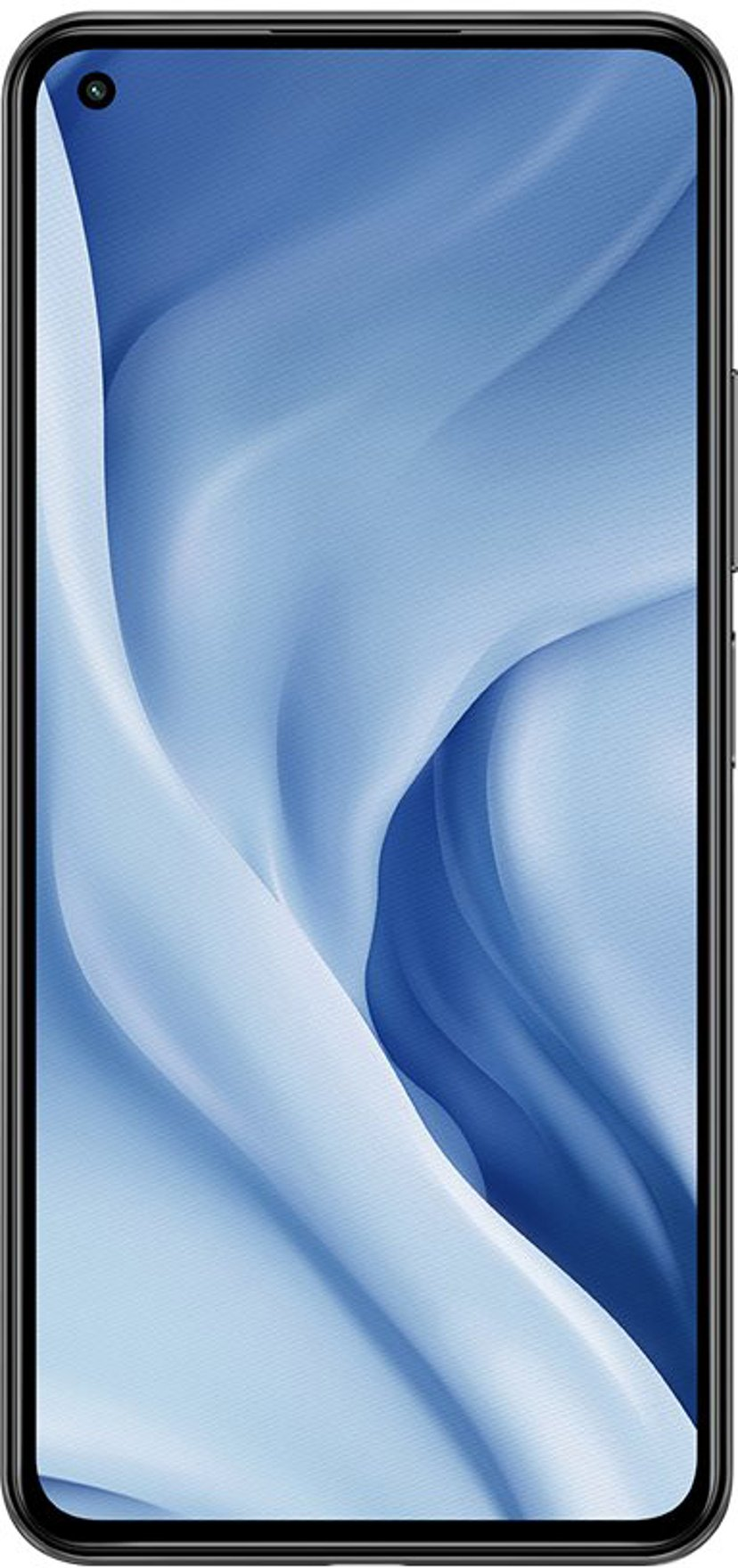 Xiaomi MI 11 Lite 5G 128GB Dual-SIM Trøffelsort