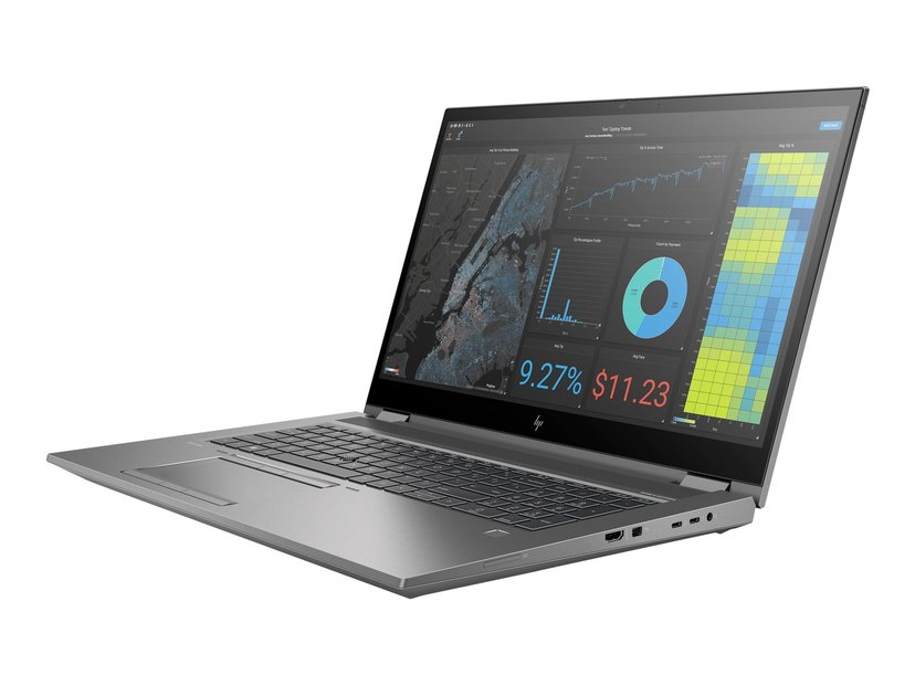 "HP ZBook Fury 17 G7 Xeon 32GB SSD 17.3"" RTX 4000"