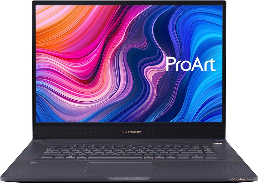 """ASUS ProArt StudioBook Pro 17 Core i7 32GB 1000GB SSD 17"""" RTX 3000"""