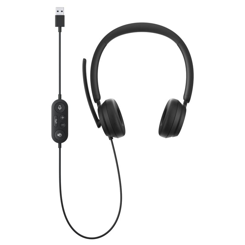 Microsoft Modern USB Headset Svart