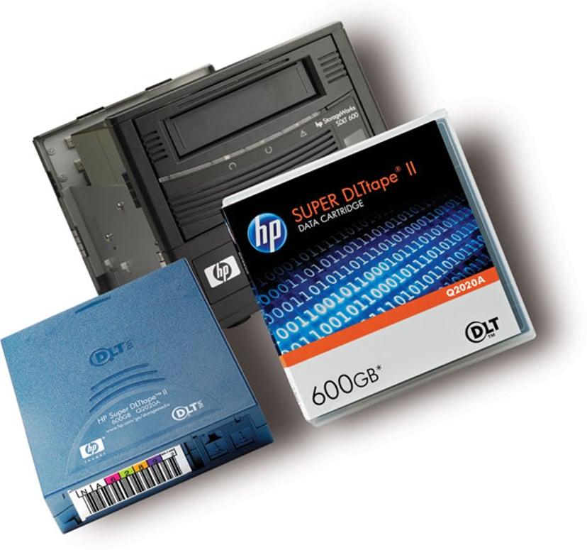 HPE HPE Super DLT 0.586Tt 1kpl