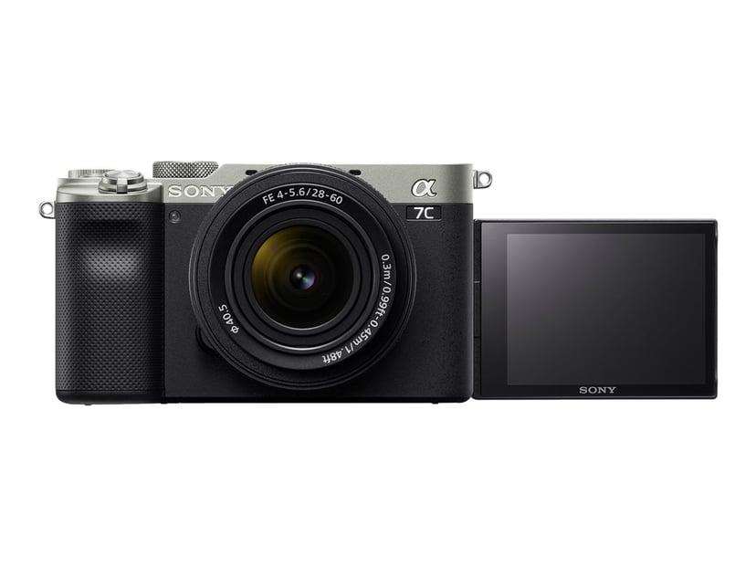 Sony Alpha 7C + 28–60mm Zoomobjektiv