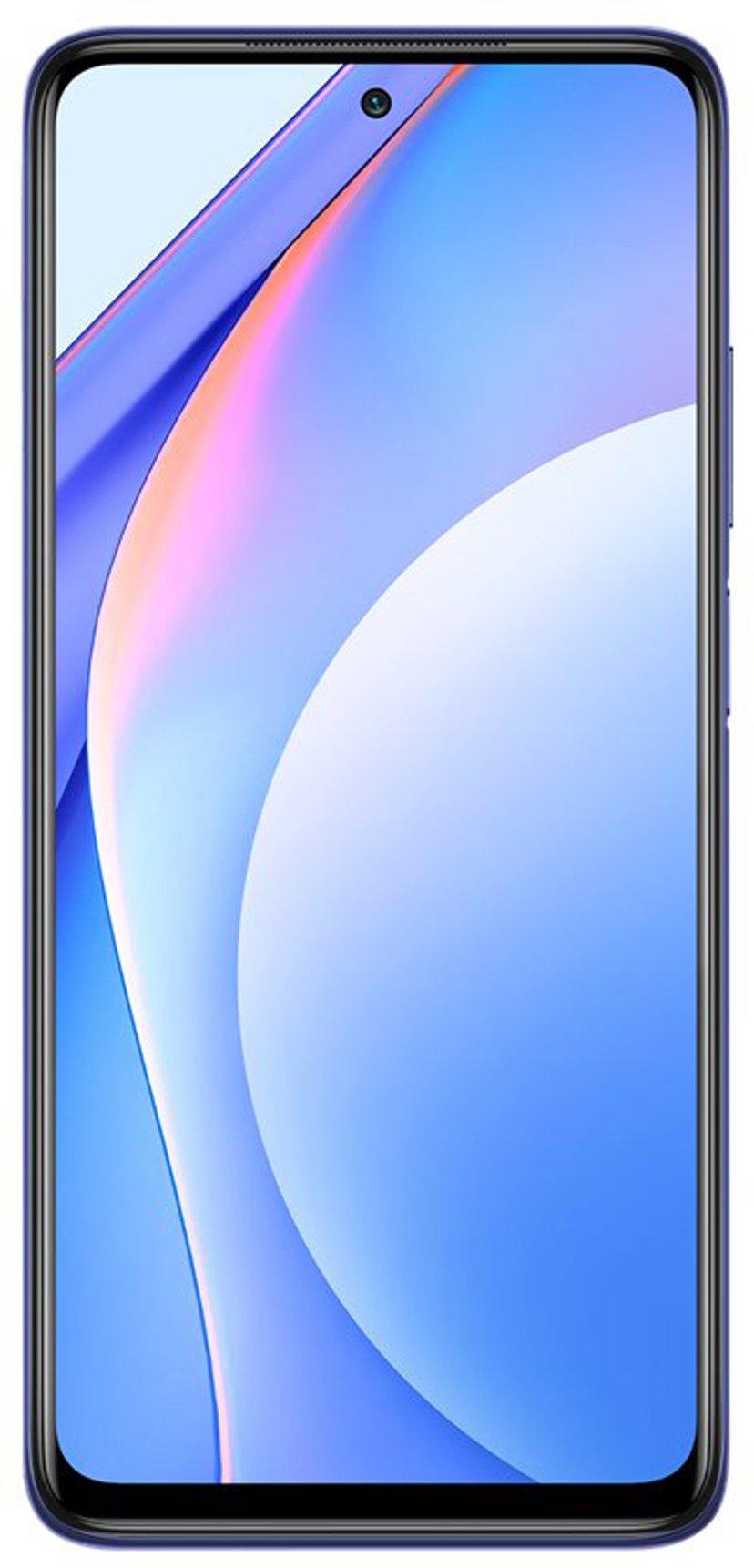 Xiaomi MI 10T Lite 5G 128GB Dual-SIM Atlantblå
