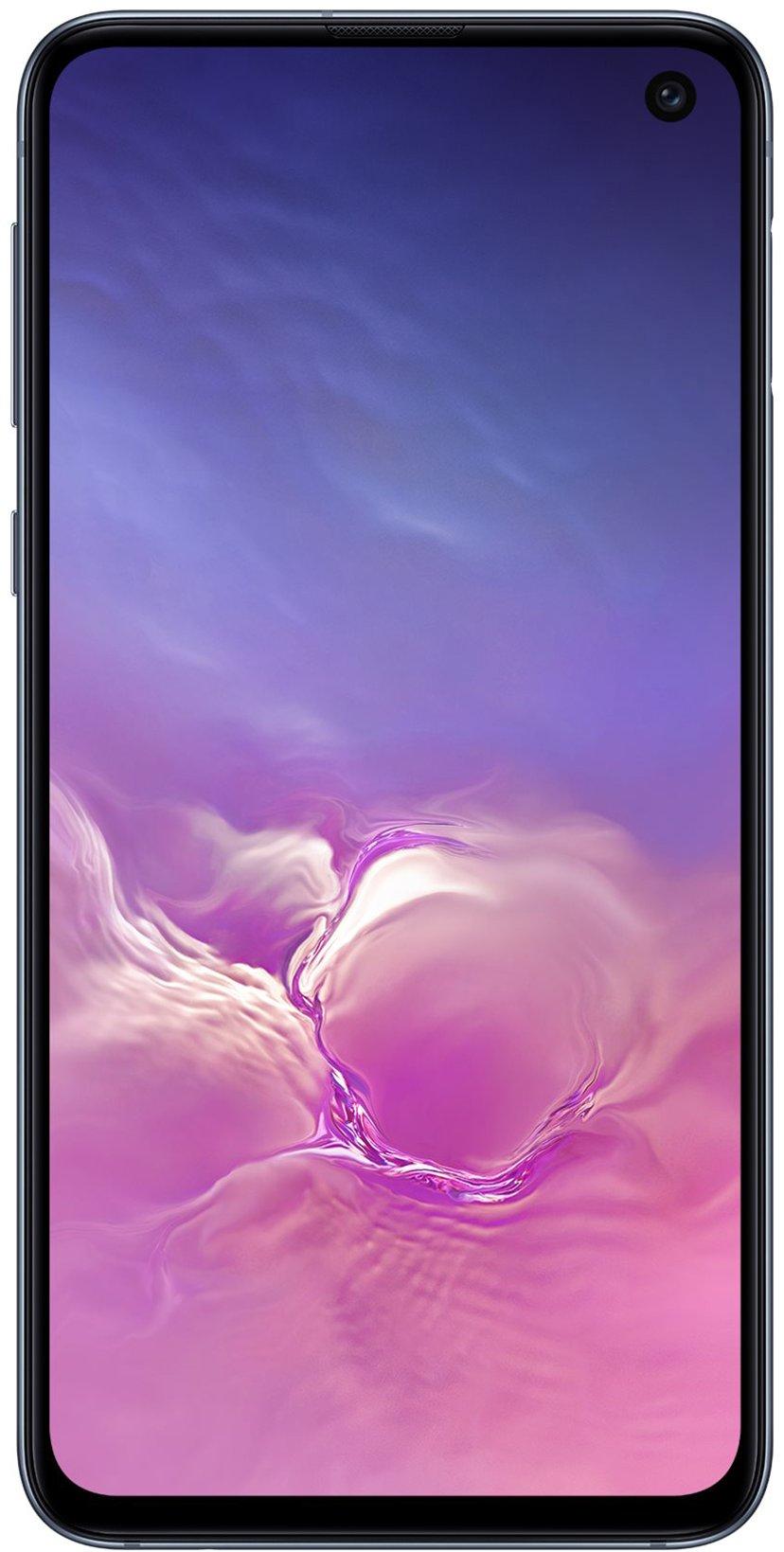 Samsung Galaxy S10e 128GB Dual-SIM Prismasvart