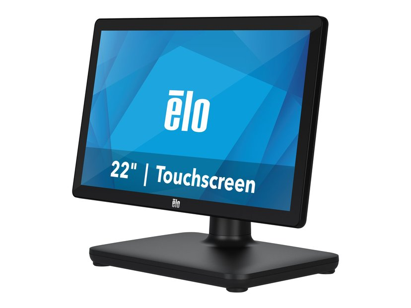 """Elo EloPOS System 22"""" Core i5 128SSD 10-Touch Win10 Svart"""