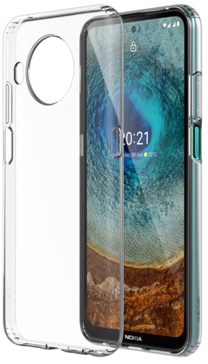 Nokia Clear Case Nokia X10, Nokia X20 Klar