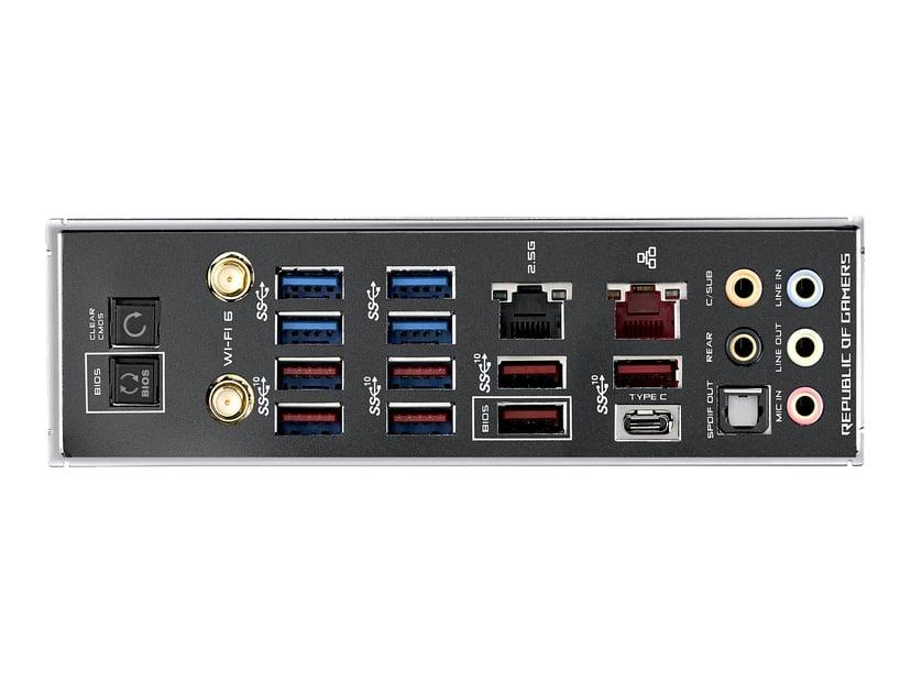 ASUS ROG Crosshair VIII Dark Hero (Wi-FI) Hovedkort ATX