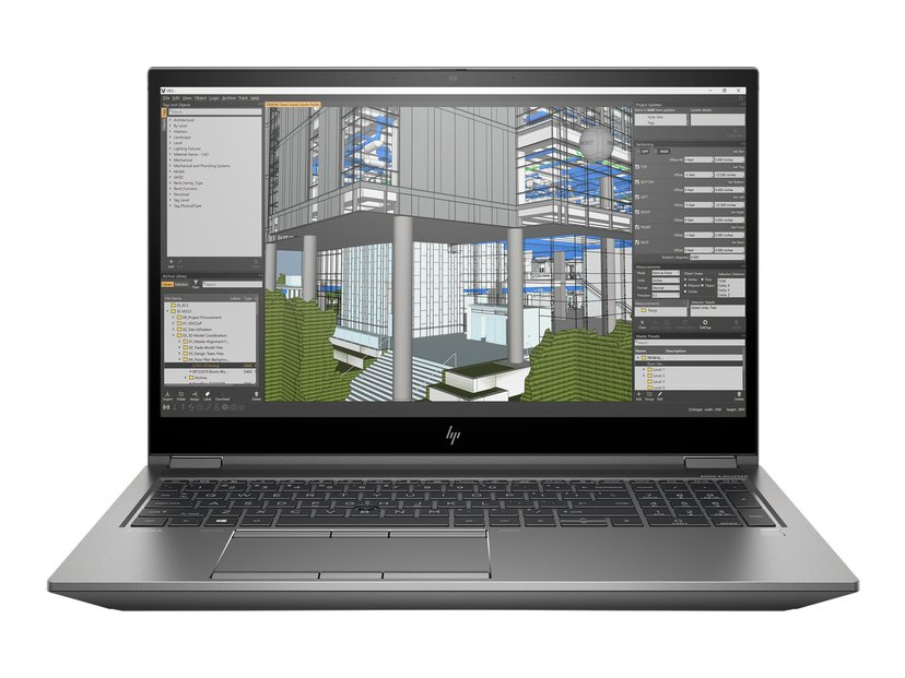 "HP ZBook Fury 15 G7 Core i7 16GB 512GB SSD 15.6"" T2000"
