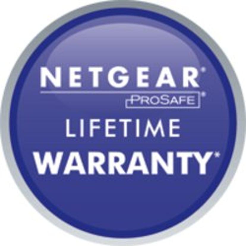 Netgear ProSafe FS728TP 24 Port 10/100 Smart Switch with 4 Gigabit Ports and 24 Ports PoE