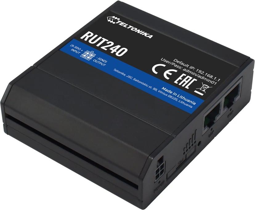 Teltonika RUT240 Industrial LTE Wireless Router