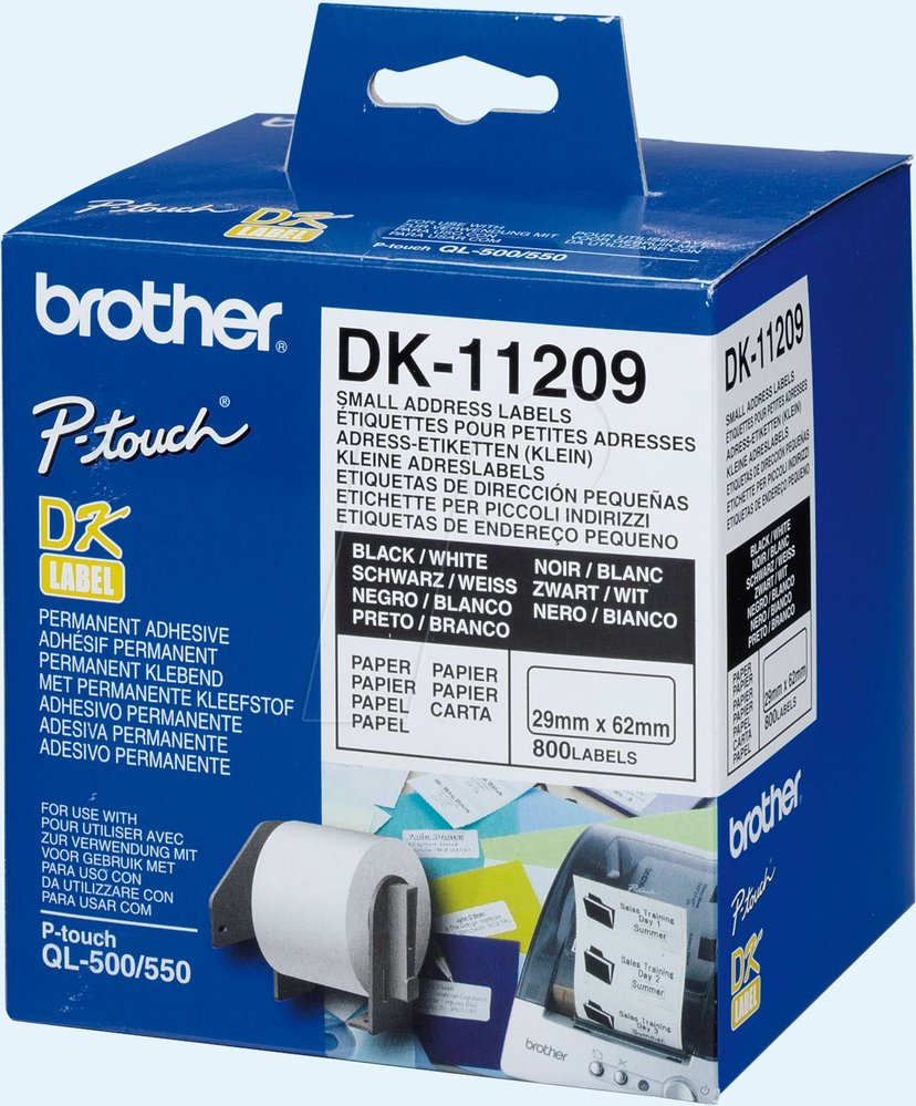 Brother DK-11209