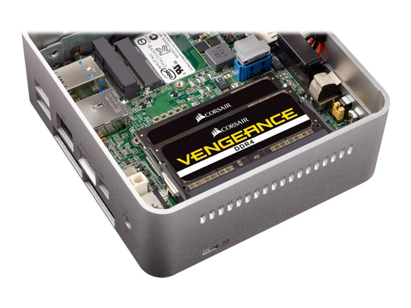 Corsair Vengeance 8GB 2,666MHz DDR4 SDRAM SO DIMM 260-pin
