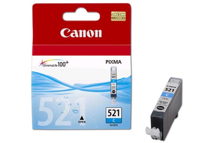 Canon Blekk Cyan CLI-521C - MP980