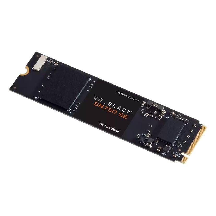 WD BLACK SN750 SE 250GB M.2 2280 PCI Express 4.0 (NVMe)
