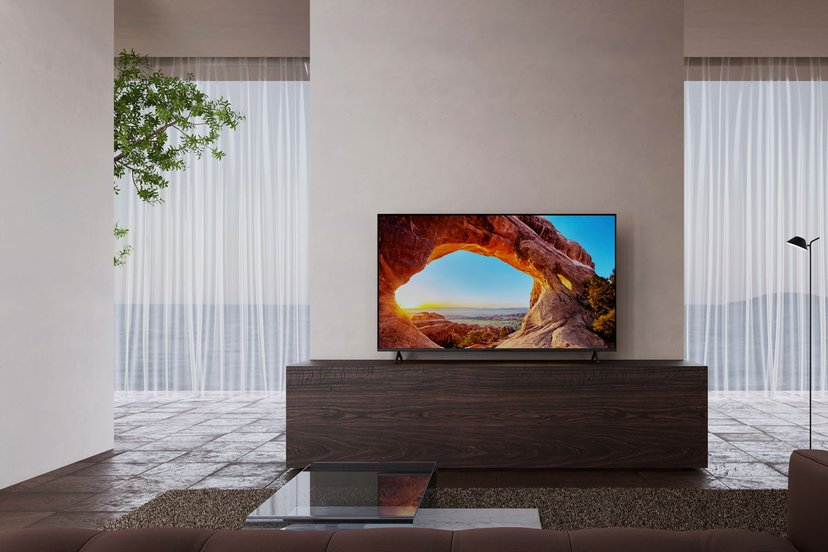 "Sony KD75X85J 75"" HDR 4K LED Smart-TV"