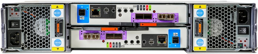 Seagate Exos E 2U12 96TB (12x8TB) SAS Disk Shelf