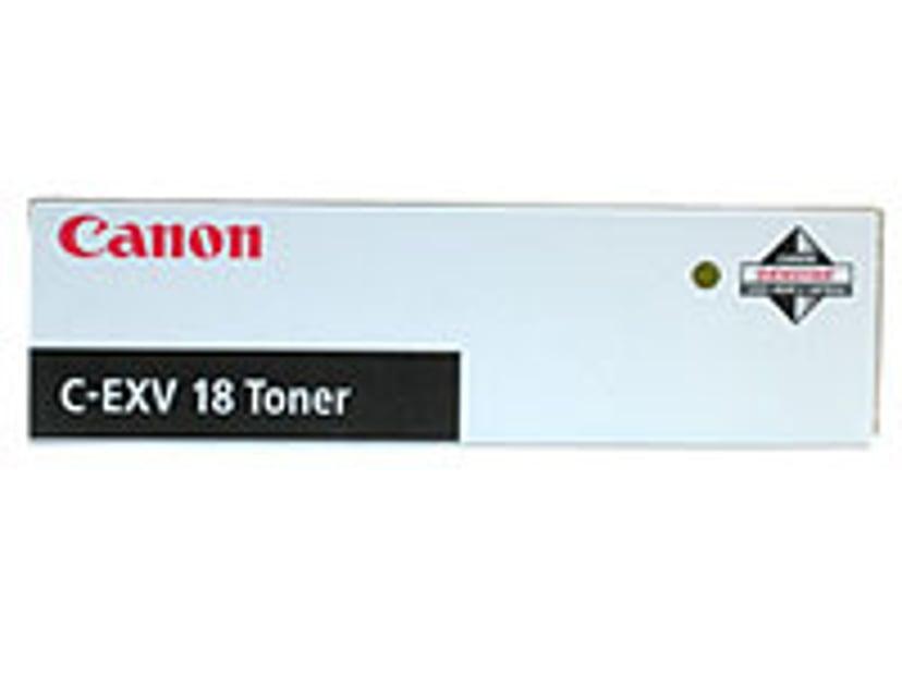 Canon Toner Zwart - IR-1018/1022/1024