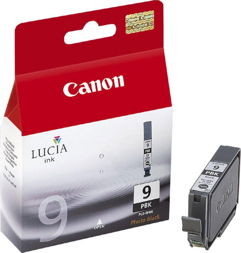 Canon Blekk Foto Svart PGI-9PBK - PRO9500