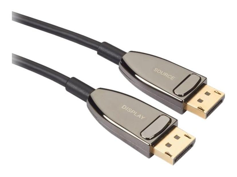 Black Box DP 1.4 Active Optical Cable (AOC) - 8K 40m DisplayPort Hane DisplayPort Hane 40m