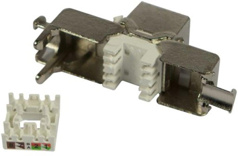 Synergy Keystone RJ45/LSA CAT6A STP