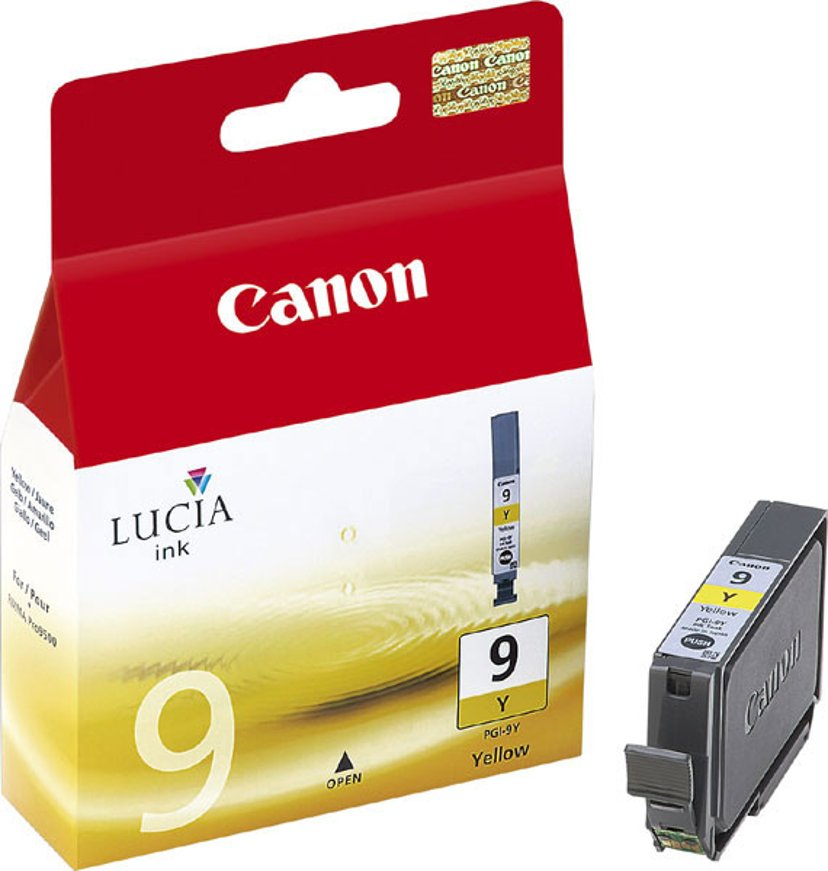 Canon Blekk Gul PGI-9Y - PRO9500
