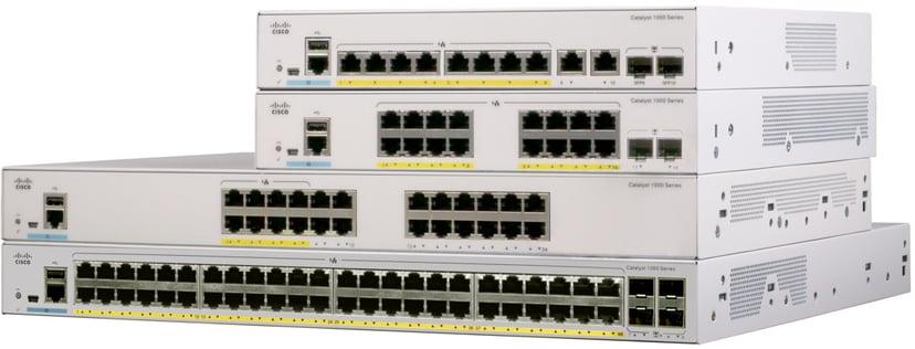 Cisco Catalyst 1000-16P-2G-L
