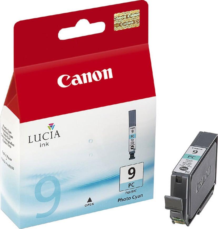 Canon Blæk Foto Cyan PGI-9PC - PRO9500