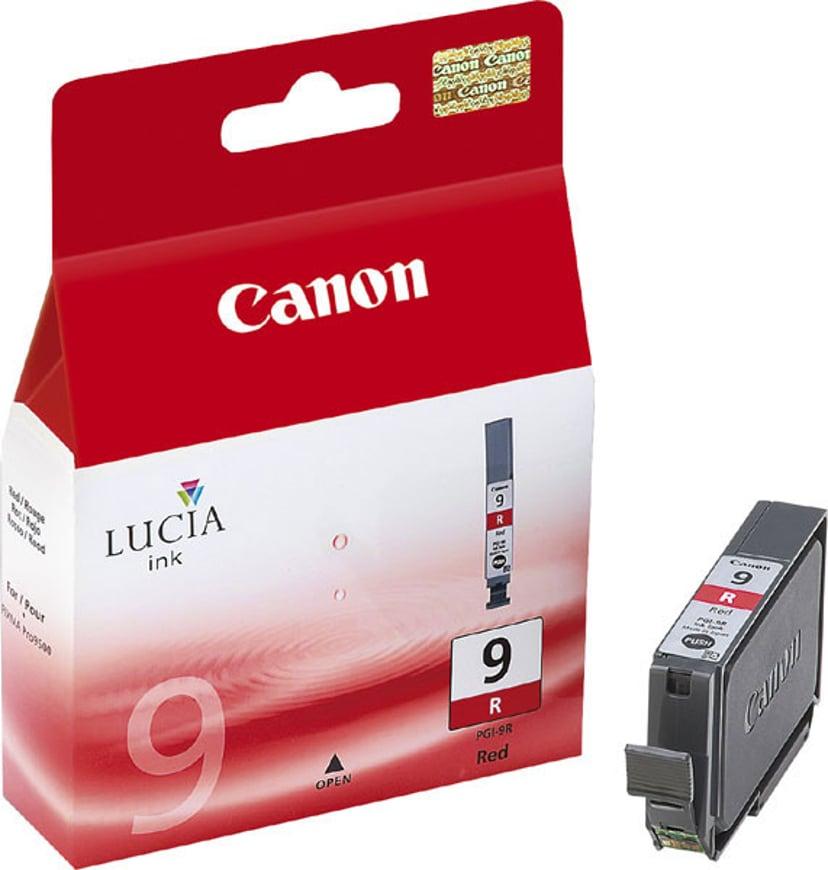 Canon Blæk Rød PGI-9R - PRO9500