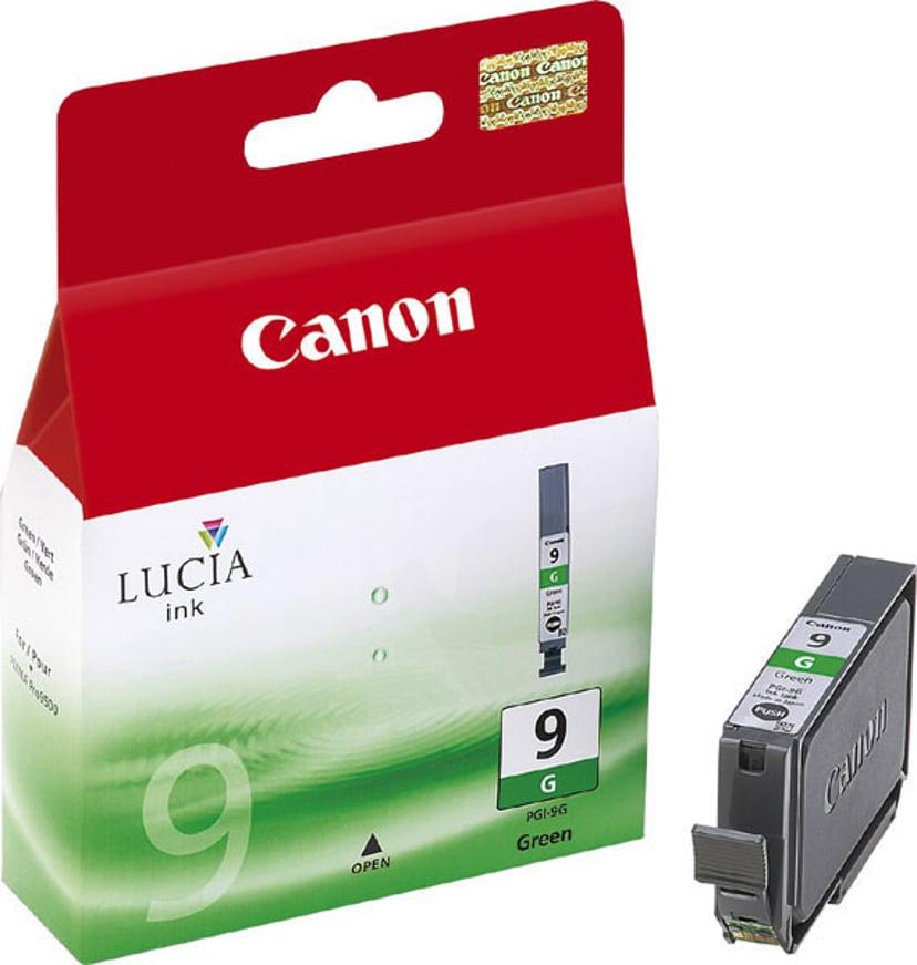 Canon Blæk Grøn PGI-9G - PRO9500