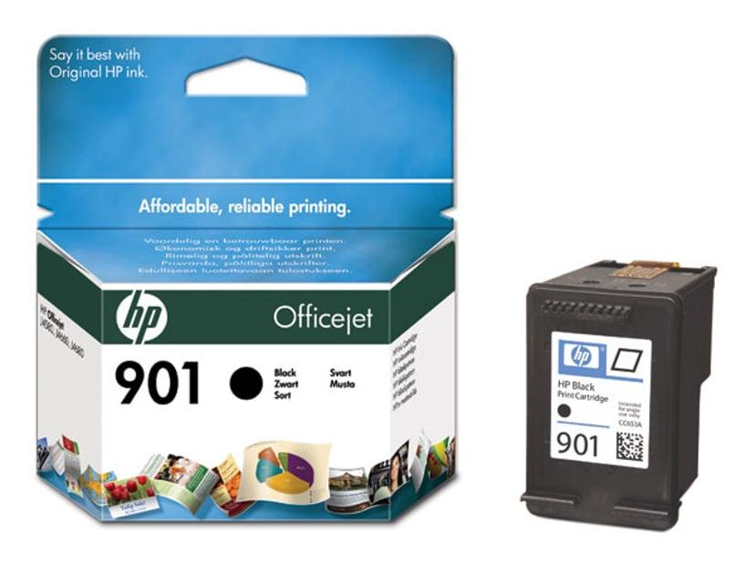 HP Inkt Zwart No.901 - J4580